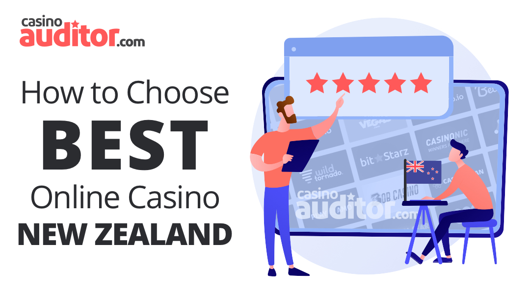 How to Choose Best Online Casino New Zealand