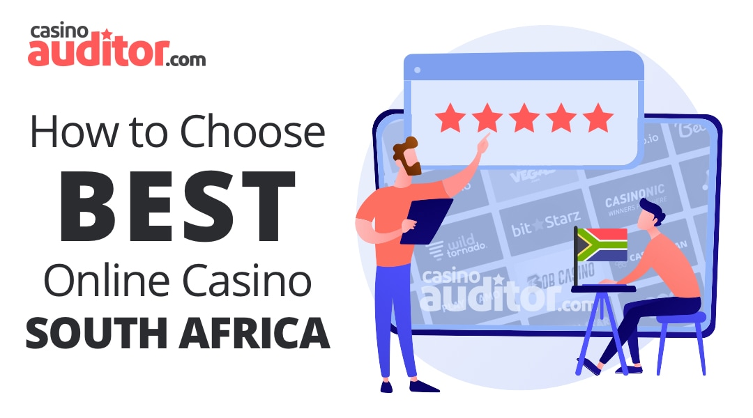 How to Choose Best Online Casino South Africa